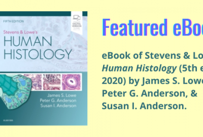 Featured eBook: Human Histology (2020, 5th ed.)