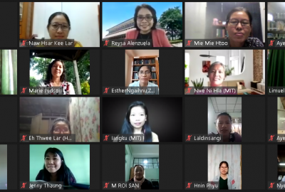 Henry Luce III Library joins ATESEA for Online Training of Myanmar Theological Librarians